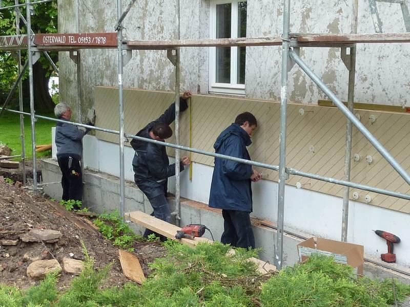 Fabulous Dämmung Fassade: Wärmedämmung Wand/Fassade renovieren PK67