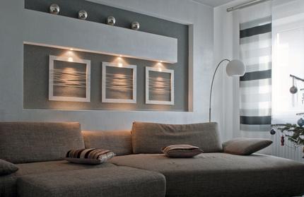 beleuchtung spots. Black Bedroom Furniture Sets. Home Design Ideas